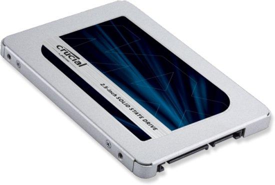 Crucial MX500 - Interne SSD - 2 TB