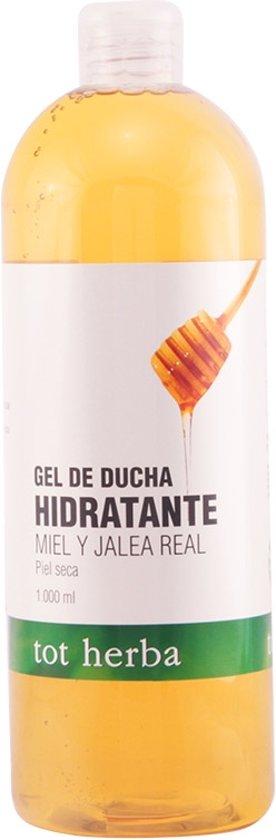 MULTI BUNDEL 2 stuks Tot Herba Shower Gel Honey And Jelly 1000ml