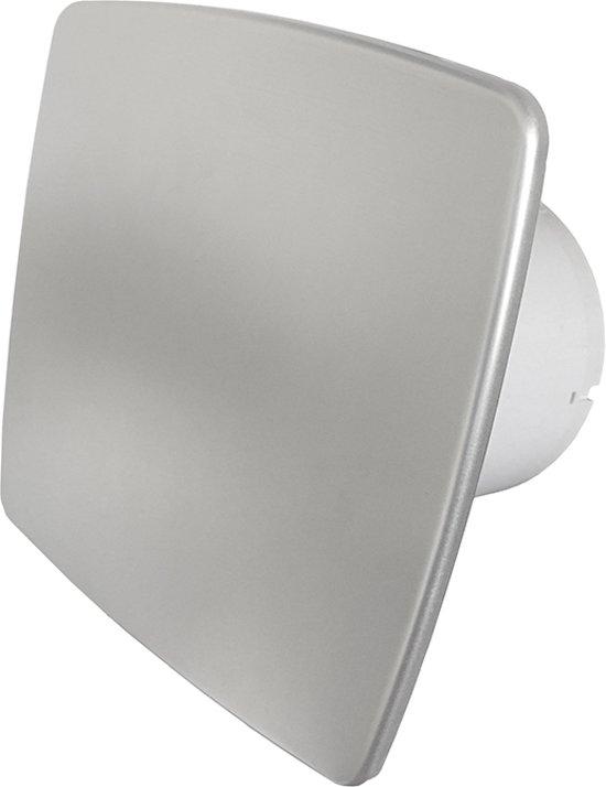 bol.com | Ventilatieshop badkamer/toilet ventilator - timer - Ø100mm ...