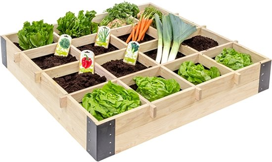 Westwood - Luxe vierkante meter tuin - 100x100 cm