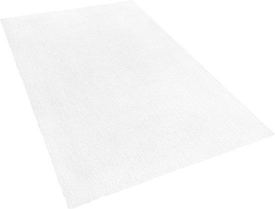 Beliani DEMRE - Vloerkleed - Wit - Polyester