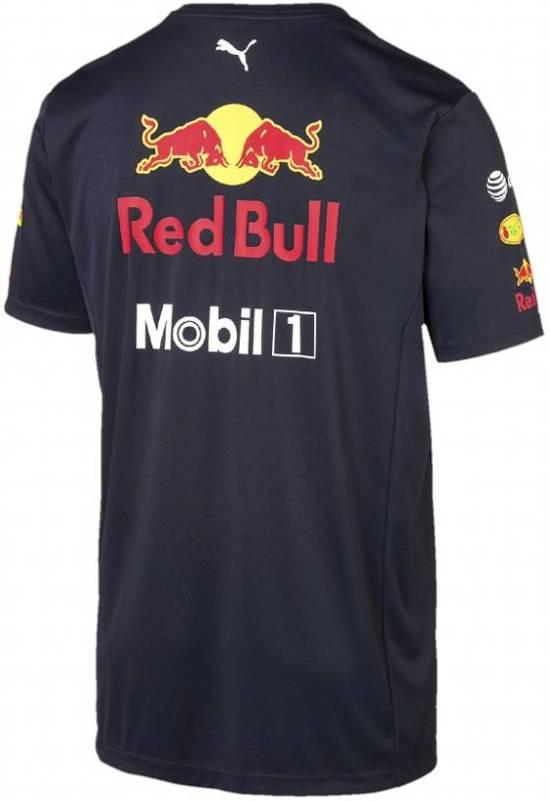 Max Verstappen Red Bull Racing Teamline Shirt 2019 M