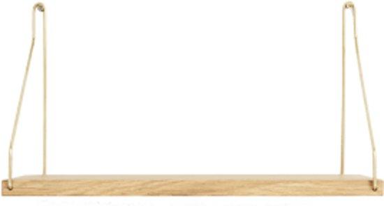 Wandplank Diepte 40 Cm.Bol Com Frama Wandplank Diepte 20 Breedte 40 Brons