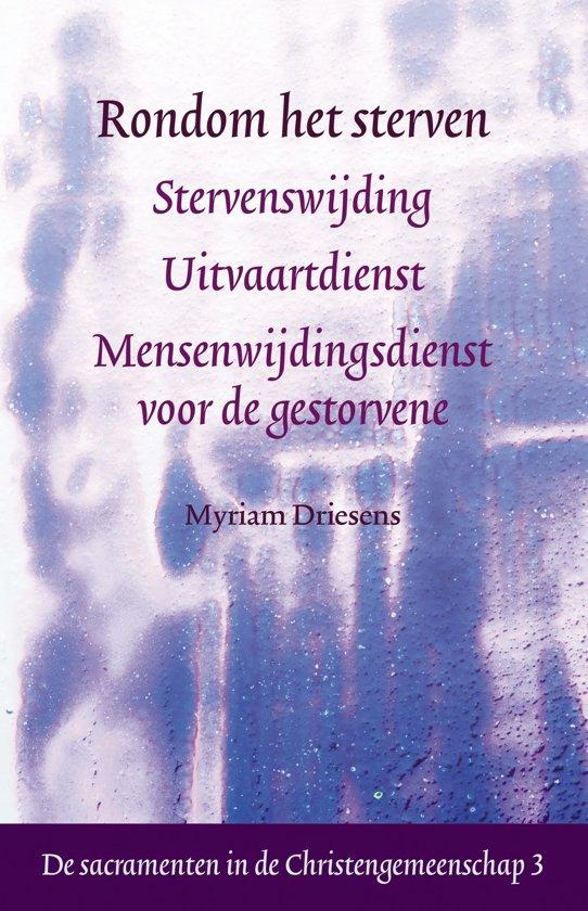 Rondom het sterven - Myriam Driesens pdf epub