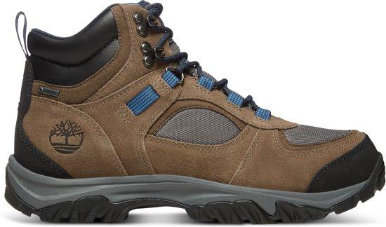 Timberland 45 tex Gore Leather Maat Heren Brown Major Fabricric ax8qrgBa