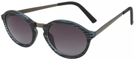 65cf2f809cc42a Zonnebril model 2180 woodlook zwart