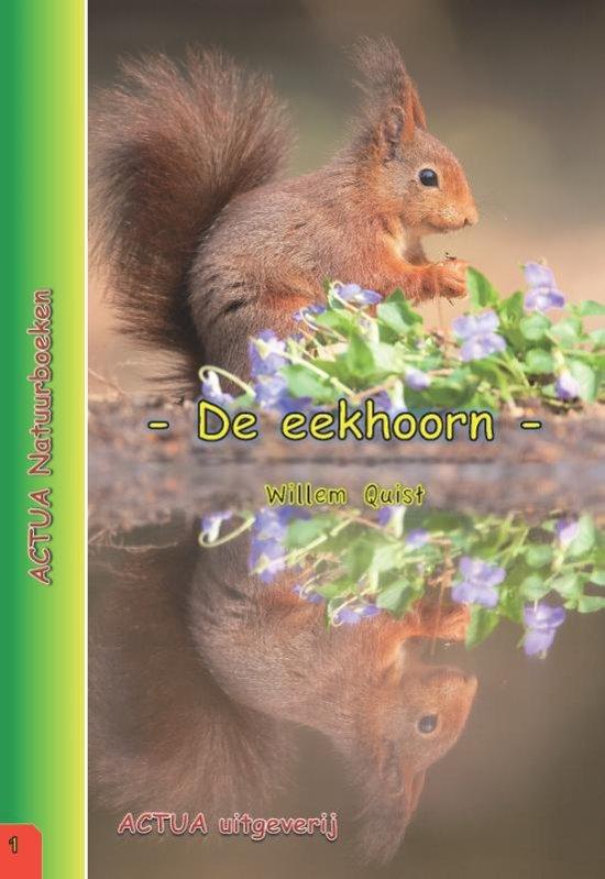 ACTUA Natuurboeken 1 De eekhoorn