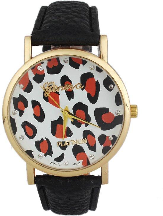 | Trend horloge luipaard Panter horloge Musthave