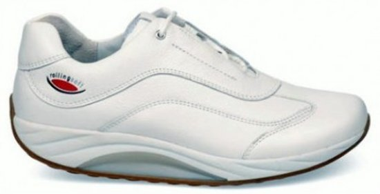Gabor rollingsoft 46.920.50 wit lederen sneaker wit Maat 39