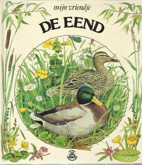 Mijn vriendje: De eend - Anne-Marie Dalmais pdf epub