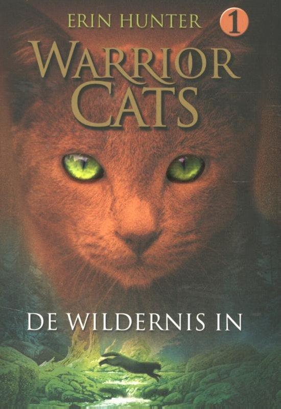 Bol Com Warrior Cats Originele Serie 1 De Wildernis