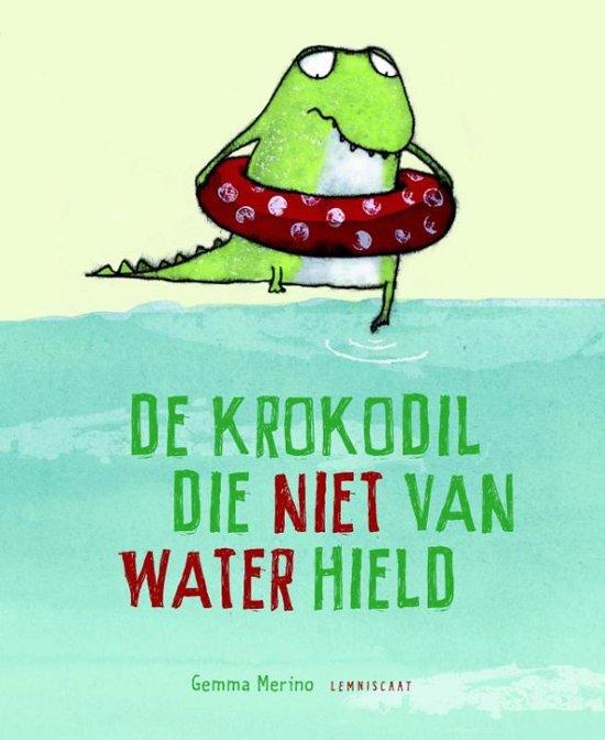 Bol Com De Krokodil Die Niet Van Water Hield Gemma