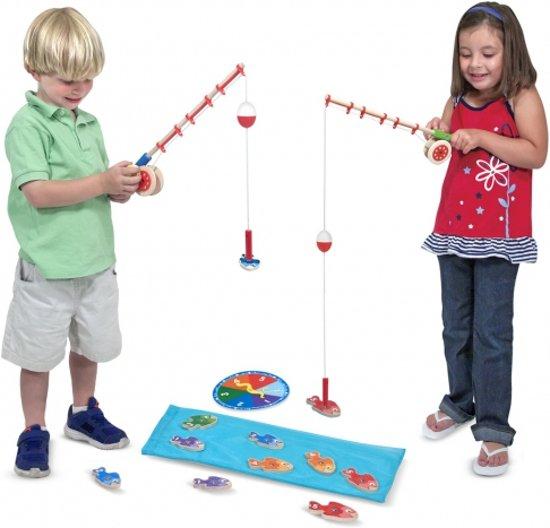 Afbeelding van het spel Speelgoed magneet spel vissen