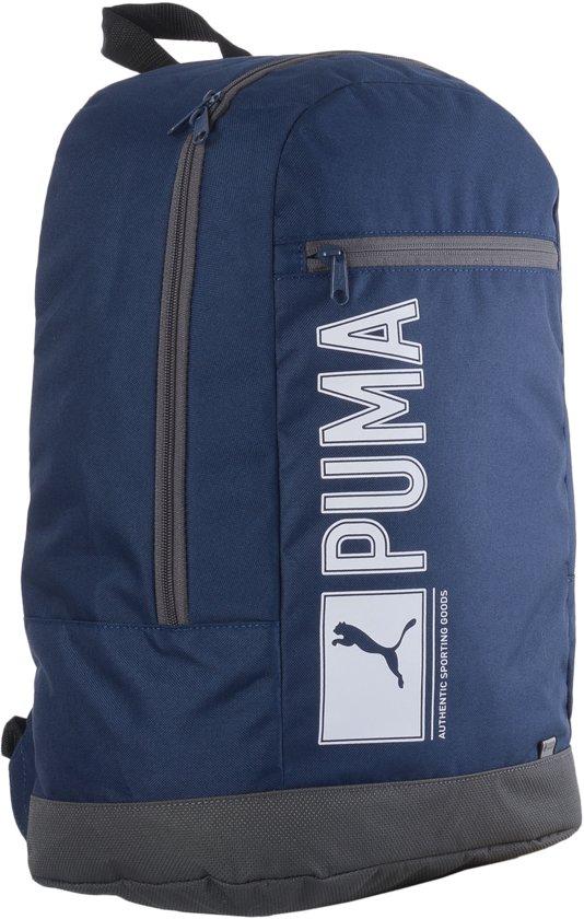 56927eb4903 bol.com | Puma - Rugzak - Blauw/Wit/Grijs