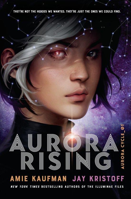 bol.com | Aurora Rising, Amie Kaufman | 9781984893956 | Boeken