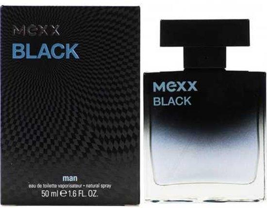 Mexx Black Man Aftershave
