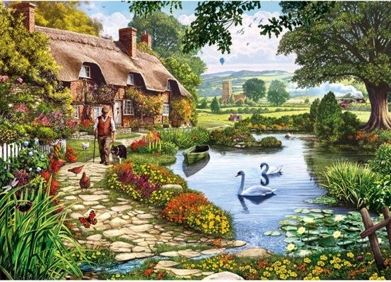 Meadow Farm - Steve Crisp (1000)