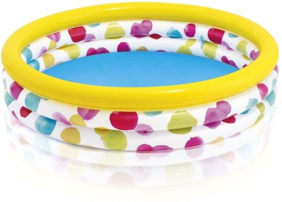 Intex zwembad Cool Dots