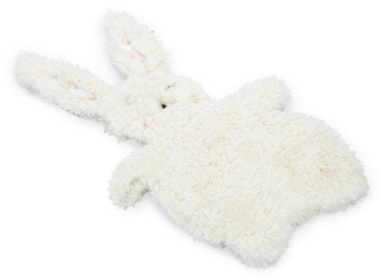 Beeztees Puppy Nijno - Hondenspeelgoed - Wit - 40x5x2 cm
