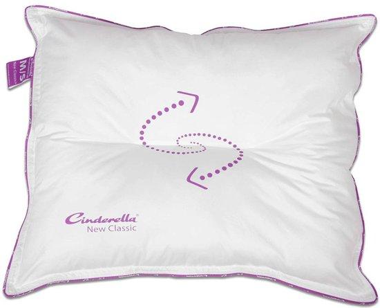 Cinderella Hoofdkussen New Classic - Medium/Soft - Vormvast - 60x70 cm