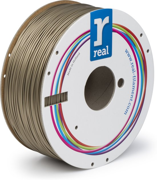 REAL Filament ABS goud 1.75mm (1kg)