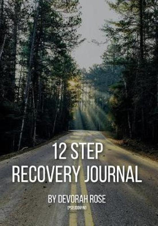 12 Step Recovery Journal