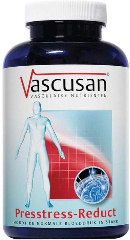 Vascusan Presstress-Reduct 60 tabletten