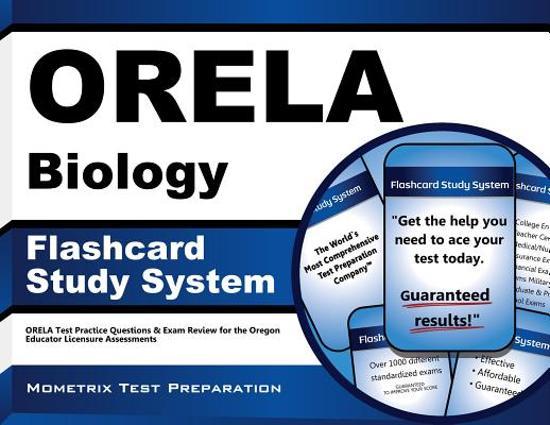 Afbeelding van het spel Orela Biology Flashcard Study System