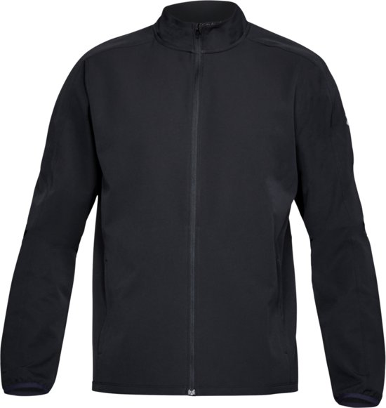 Under Armour Storm Launch Jacket Sportjas Heren - Zwart - Maat XXL