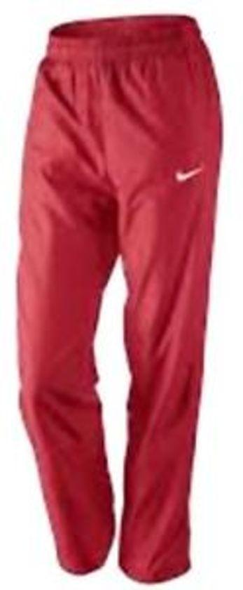 Rood Xs Polyester Nike Broek Maat nBxqXEXF