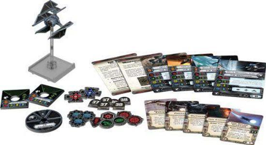 Thumbnail van een extra afbeelding van het spel Star Wars X-wing Tie Defender Expansion Pack - Uitbreiding - Bordspel