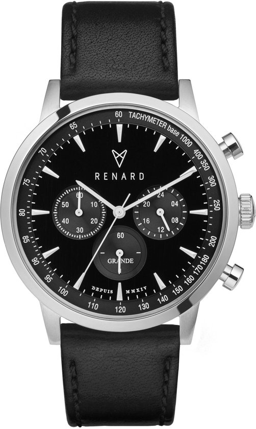 Renard Grande Chrono RC402SS31VBK