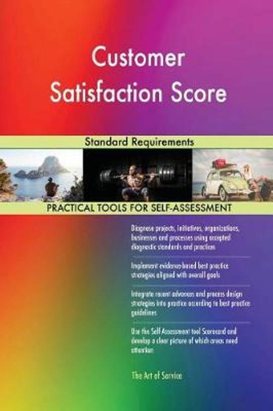 Customer Satisfaction Score Standard Requirements