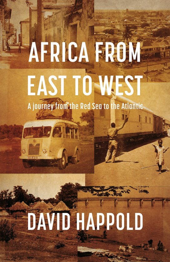 Africa From East to West