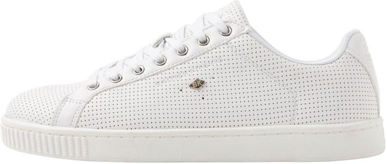 Heren British Laag Sneakers 40 Wit Duke Maat Knights 6rxqEr