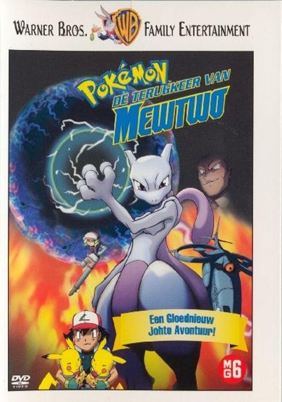 Pokémon - Terugkeer Van Mewtwo