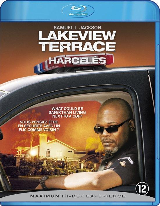 Cover van de film 'Lakeview Terrace'