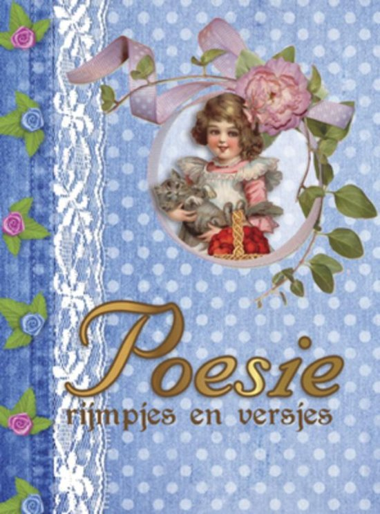 Cover van het boek 'Poesie rijmpjes en versjes' van  Nvt