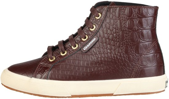 Baskets Superga Unisexe Marron Taille 38 XKKS1H5