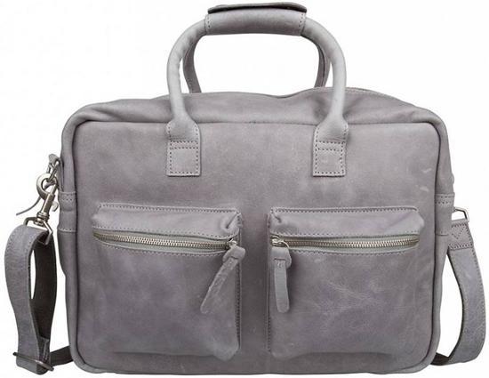 defd7d2f906 bol.com | Cowboysbag The Bag - Grijs