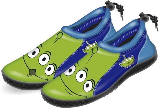 Disney Waterschoenen Toy Story - Aliens Jongens Groen/blauw Maat 30