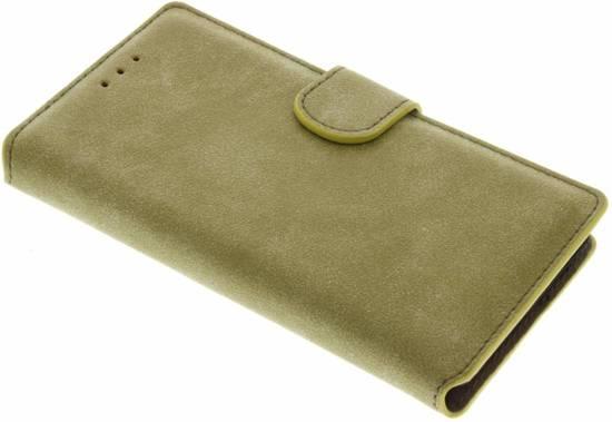 Daim Noir Couvercle De Type Lookbook Pour Lenovo K6 UnscqX