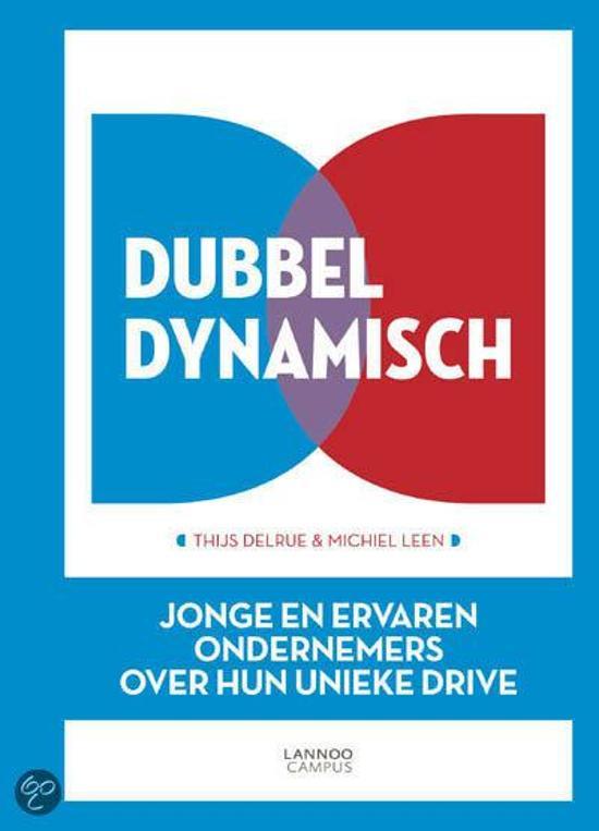 Dubbel dynamisch - Thijs Delrue pdf epub