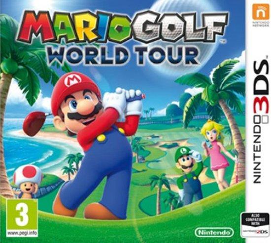 Mario Golf: World Tour - 2DS + 3DS