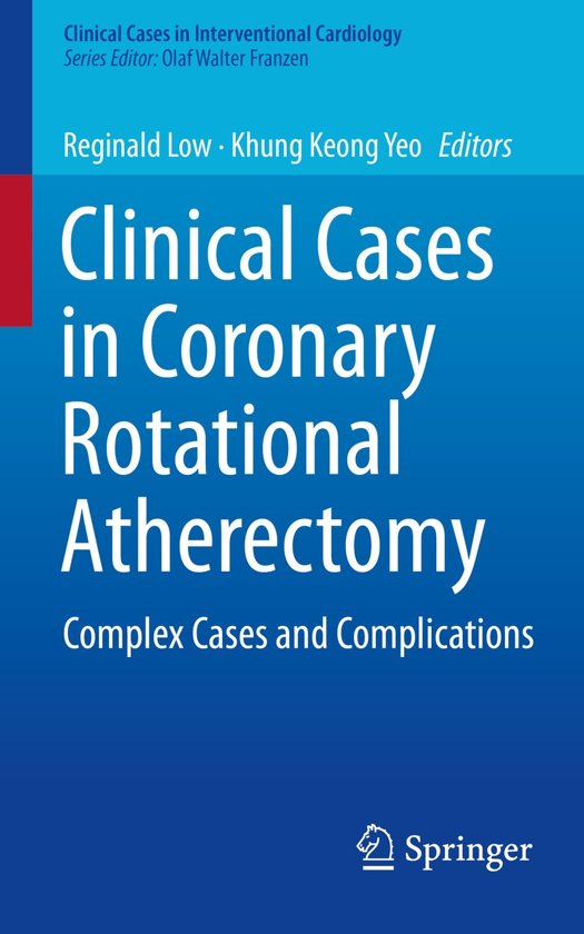 Clinical Cases in Coronary Rotational Atherectomy