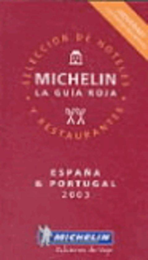 ESPAGNE/PORTUGAL HOTELS/REST.ROUGE GEB - Michelin pdf epub
