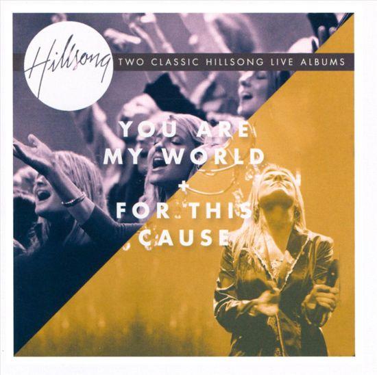 Bolcom You Are My Worldfor Hillsong Live Cd Album Muziek