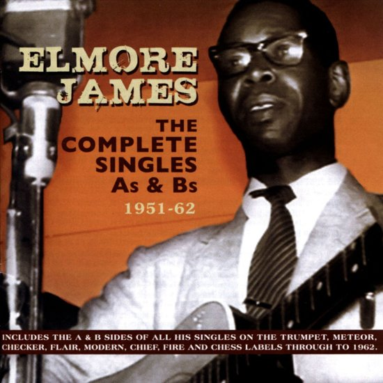 The Complete Singles As & Bs: 1951-62