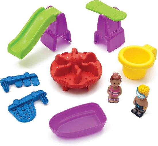 Step2 Splish Splash Seas Watertafel / Roto-moulded plastic / Geschikt voor 26,5 L water / incl. accessoireset / 3 jaar garantie!