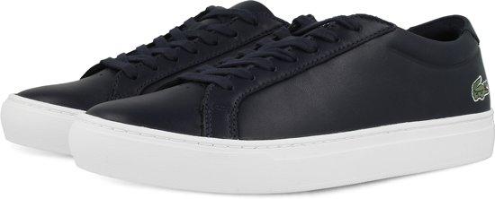Lacoste Carnaby Evo 733spm1037 2h4 - Chaussures De Sport Chaussures - Hommes - Blanc / Couleur Kaki - Taille 46 0pN1HRW5
